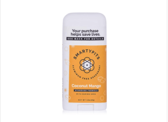SmartyPits®: Coconut Mango | Standard Formula
