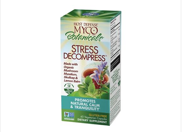 MycoBotanicals®: Stress Decompress™ Capsules