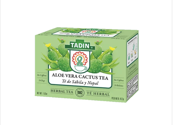 Tadin: Aloe Vera With Cactus Tea