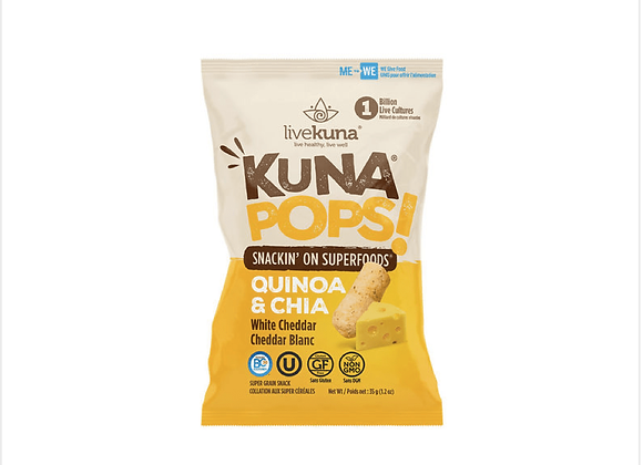 KunaPops: Snackin on Superfoods