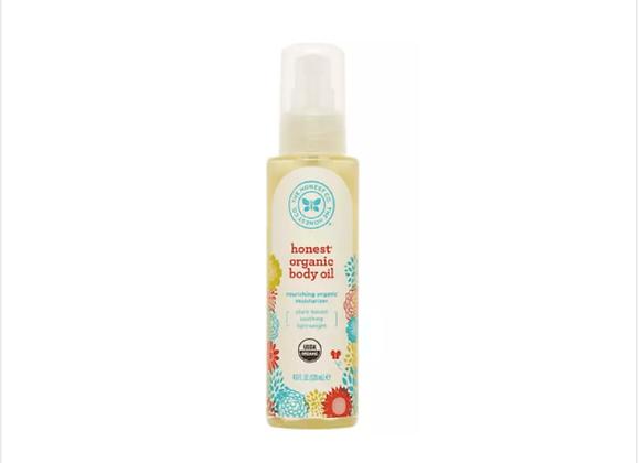 Honest Organic Body Oil