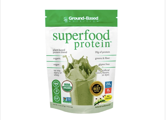 Ground-Based Nutrition: Superfood Protein