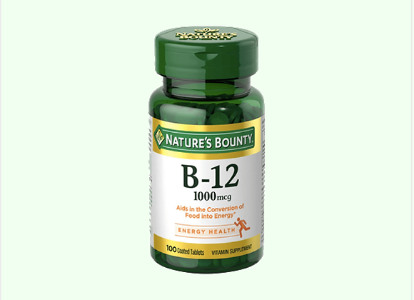 Nature's Bounty® Vitamin B-12