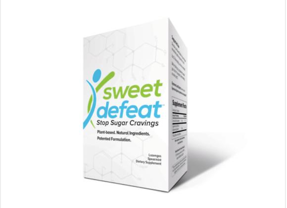Sweet Defeat: Natural Lozenge