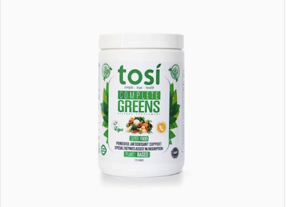 Tosi: Complete Greens