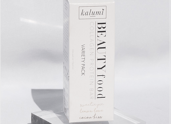 Kalumi: Marine Collagen Bar Variety Pack