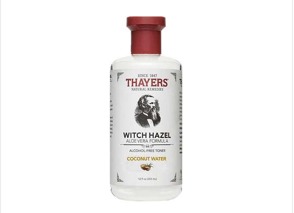 Thayers: Alcohol-Free Coconut Water Witch Hazel Toner