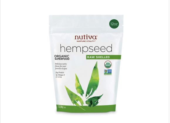 Nutiva: Organic Shelled Hempseed