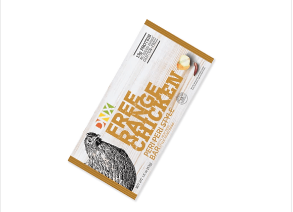 DNX Bars: Made with Free Range Chicken