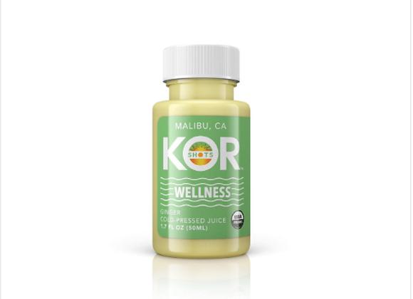 Kor Shots: Wellness | Ginger