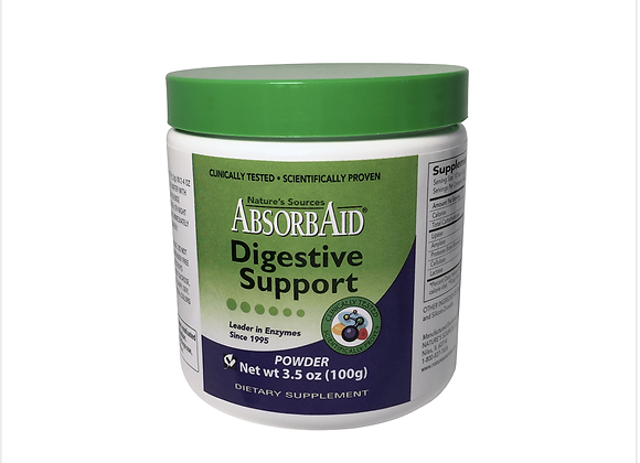 Nature's Sources: AbsorbAid - Digestive Support