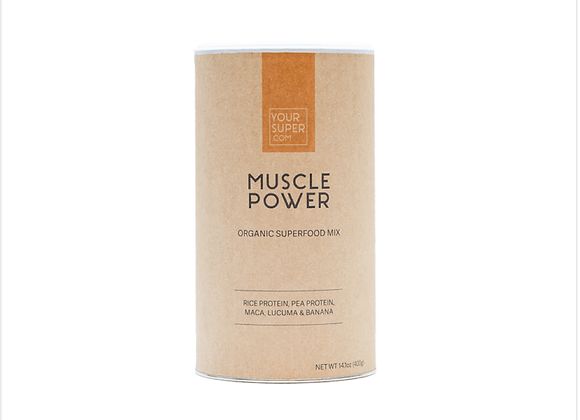 YOURSUPER: Muscle Power Mix