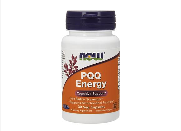Now®: PQQ Energy Veg Capsules