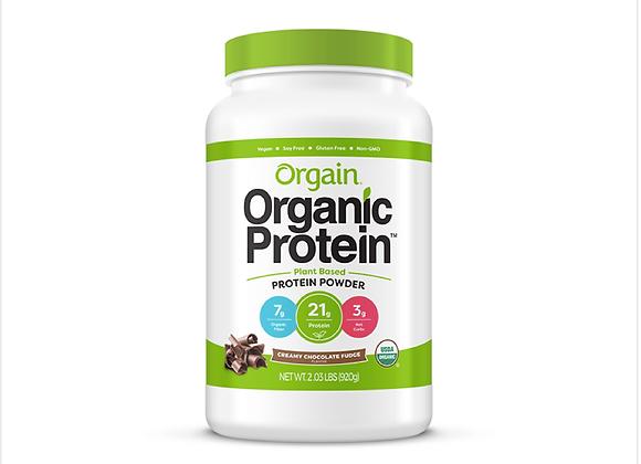 Orgain: Organic Protein Powder - Plant Based