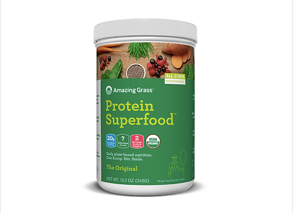 Amazing Grass: Protein Superfood