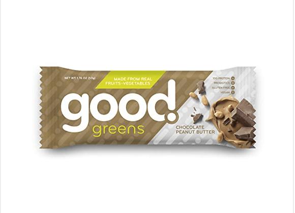 good! greens: Gluten-Free Vegan Protein Bar