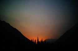 Banff Fire Glow