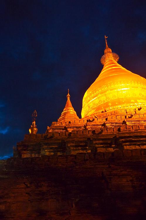 Bagan at Night