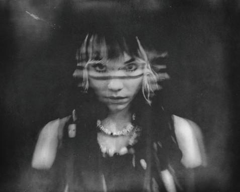 double-exposure-portrait-dark-art