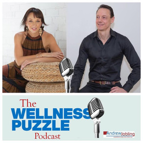 Podcast with Andrew Jobling - Get Out of Your Head and into Your Heart