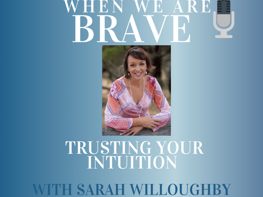 Podcast with Tiffany Johnson - Trusting your Intuition