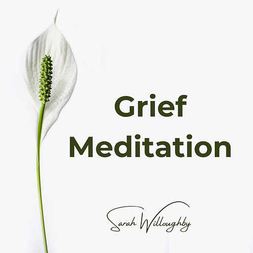 Grief Meditation - Connecting With Your Loved Ones