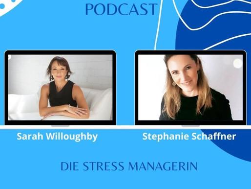 Podcast with Stephanie Schaffner