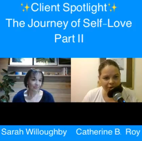 Podcast with Catherine B Roy Part 2