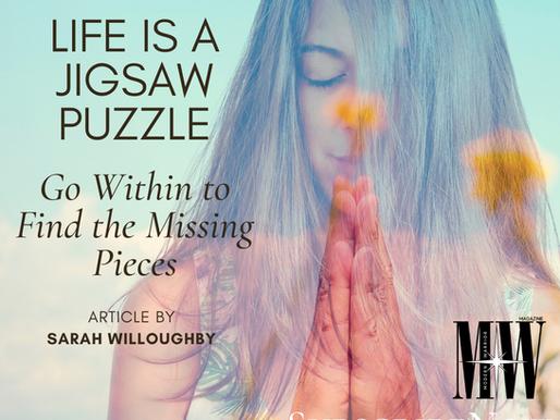Modern Warrior Magazine - Life Is A Jigsaw Puzzle