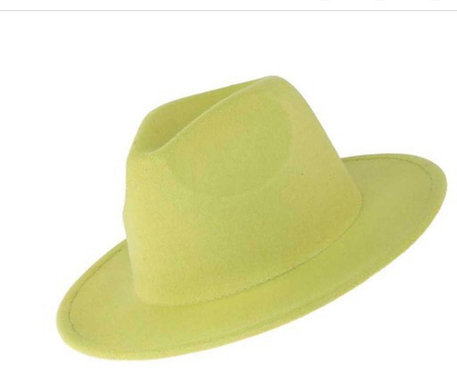 Stepping in Style Fedora Red Bottom Hats