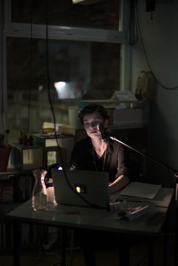 Xenia T. Dwertmann, The Object Aloof