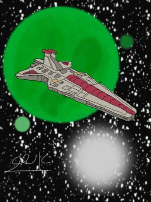 הכוכב של יודה Yoda's Planet