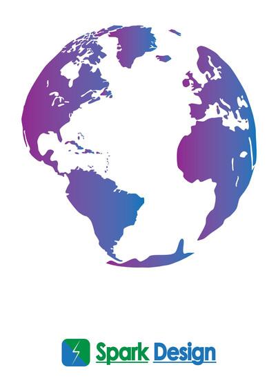 כדור הארץ - מעברי צבעים