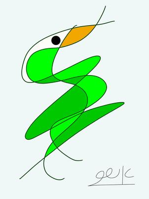 ברווז חייזרי Alien Duck