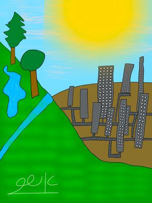 עיר וטבע City and The Nature