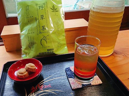 飛騨かわいの野草茶