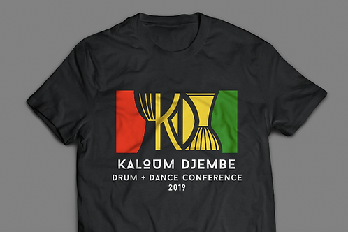 2019 Conference T-Shirt - S, M, L in GREEN only