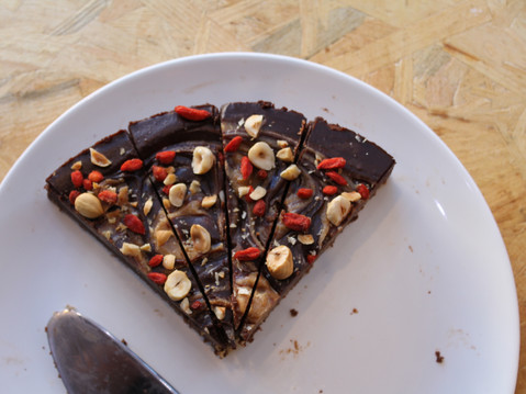 Kokolach RAW Torta :)