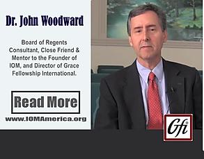 Dr. John Woodward