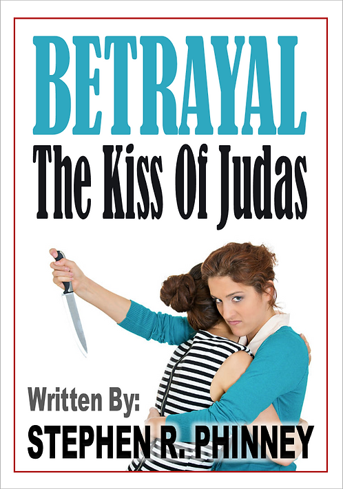 e-Book | Betrayal, Kiss of Judas