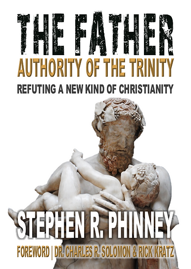 Father - Authority of the Trinity (10-10