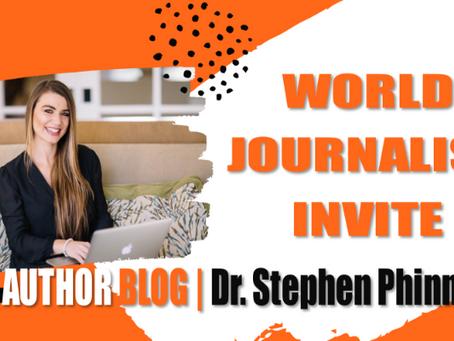 World Journalist Invite