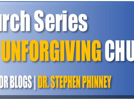 The Unforgiving Church