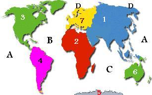 IFEL Continents