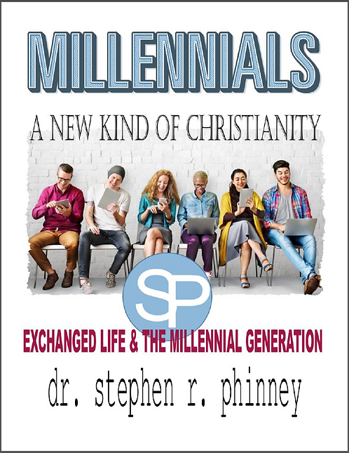 eBooklet | Millennials & The Exchanged Life