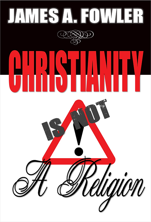 eBook | Christianity Not A Religion