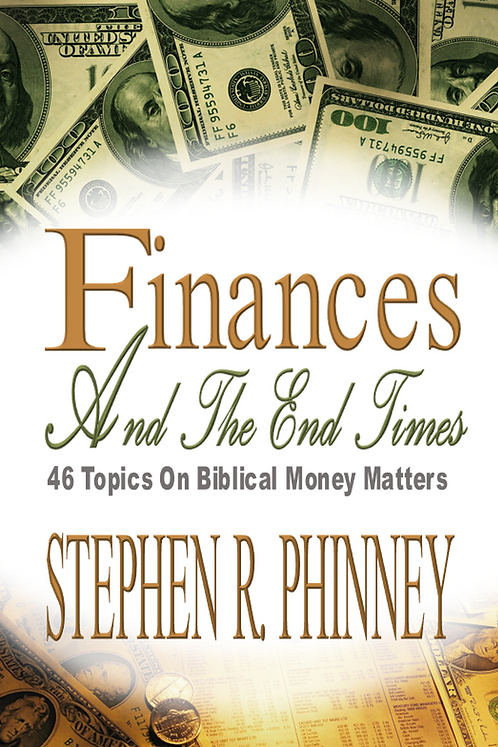 e-Book | Finances And The End Times
