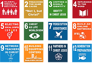 IOM America's 12 points of transformation.