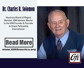 Dr. Charles R. Solomon