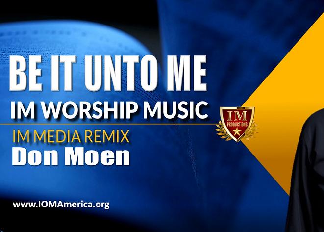 Don Moen - Be It Unto Me.png